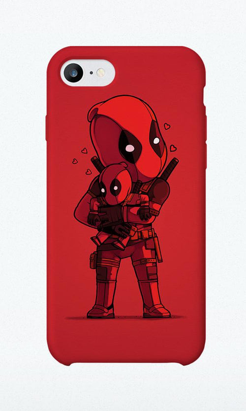 Deadpool - Phone Case - Naolito