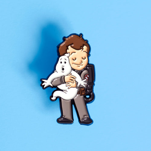 Ghostbuster - Enamel Pin