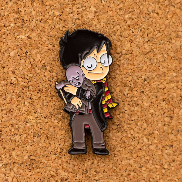 Harry Potter Enamel Pin - Naolito