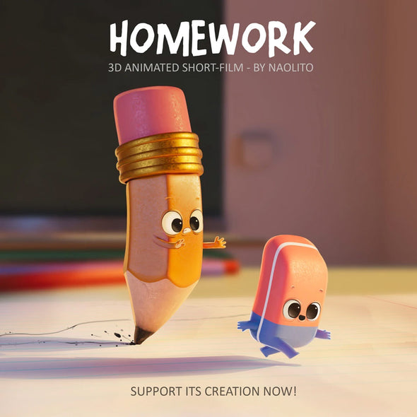 PREORDER - Homework short-film