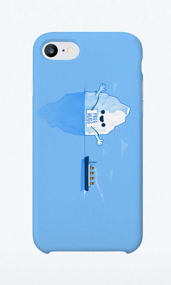 Free Hugs - Phone Case - Naolito