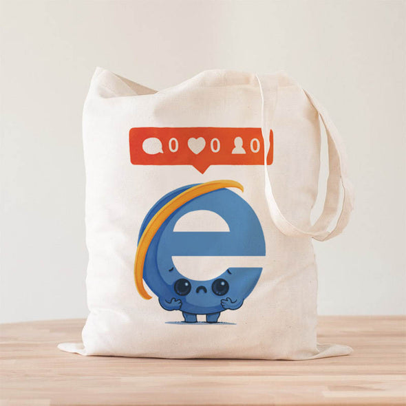 Nobody Loves Explorer - Tote Bag - Naolito