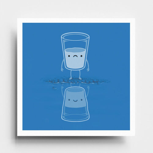 Bright Side - Art Print - Naolito