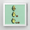 Kindest Surprise - Art Print - Naolito