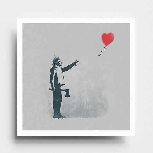 If I Had a Heart - Art Print - Naolito