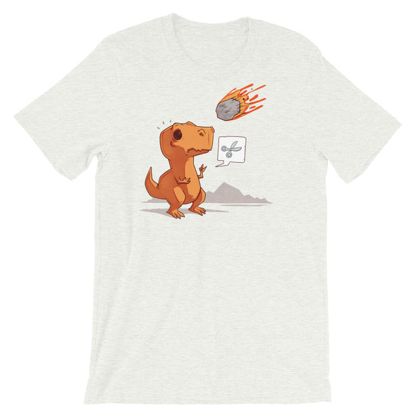 Asteroid Paper Scissors - Short Sleeve Unisex T-Shirt