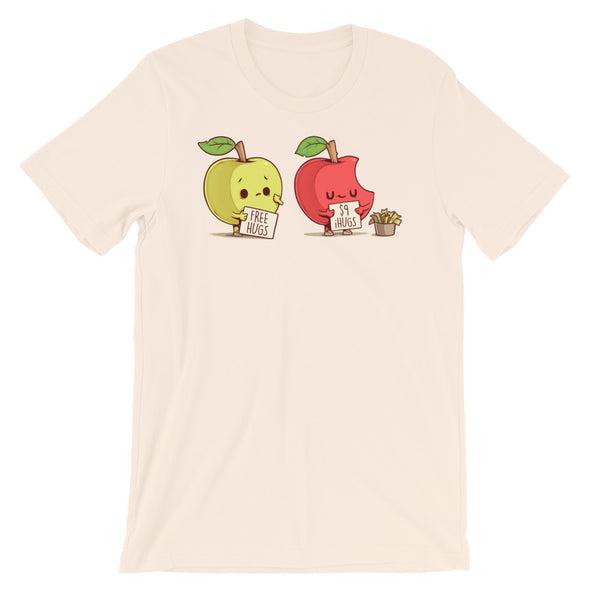 IHugs - Short Sleeve Unisex T-Shirt