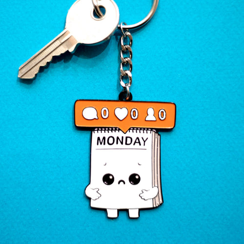 Everybody Hates Monday - Keychain - Naolito