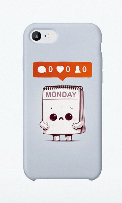 Everybody Hates Monday - Phone Case - Naolito