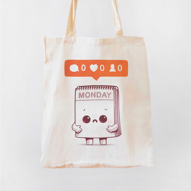 Everybody Hates Monday Premium - Tote Bag