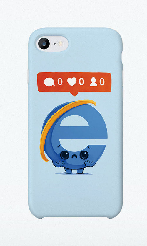 Nobody Likes Explorer - Phone Case - Naolito