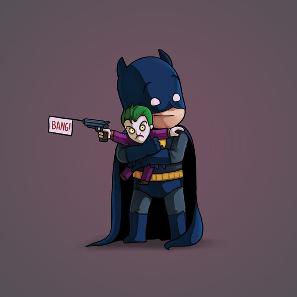 Villains Need Love - 56 Designs - Naolito