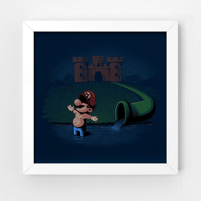 Pipe Redemption - Art Print - Naolito