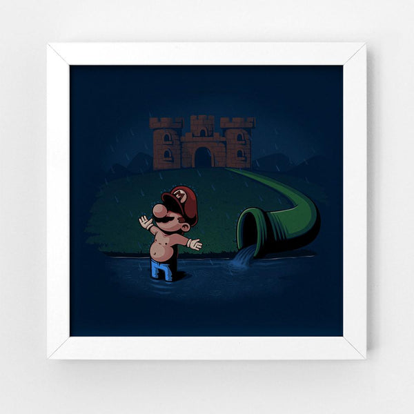 Pipe Redemption - Art Print