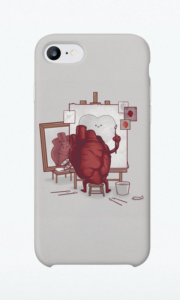 Self Portrait - Phone Case - Naolito
