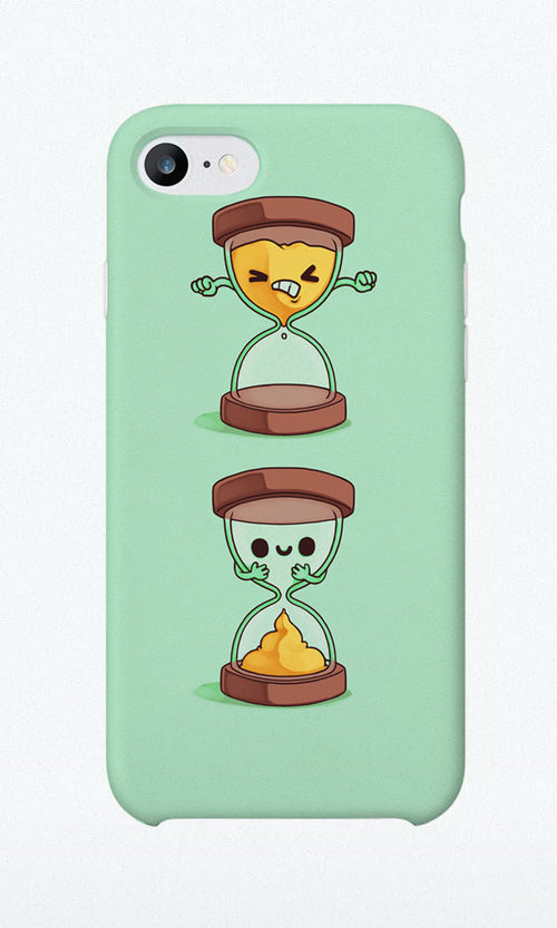Shitty Time - Phone Case - Naolito