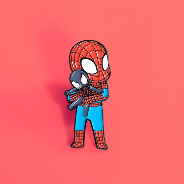 Spiderman - Enamel Pin - Naolito