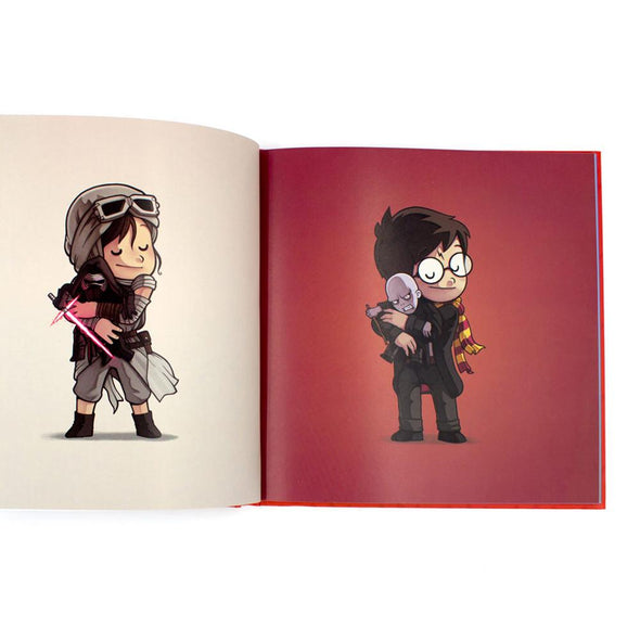 Villains Need Love - Art Book - Naolito