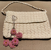 Summer Flower Clutch