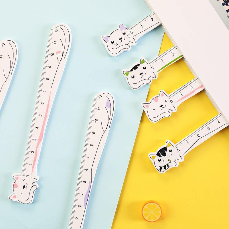 Cat Theme Ruler