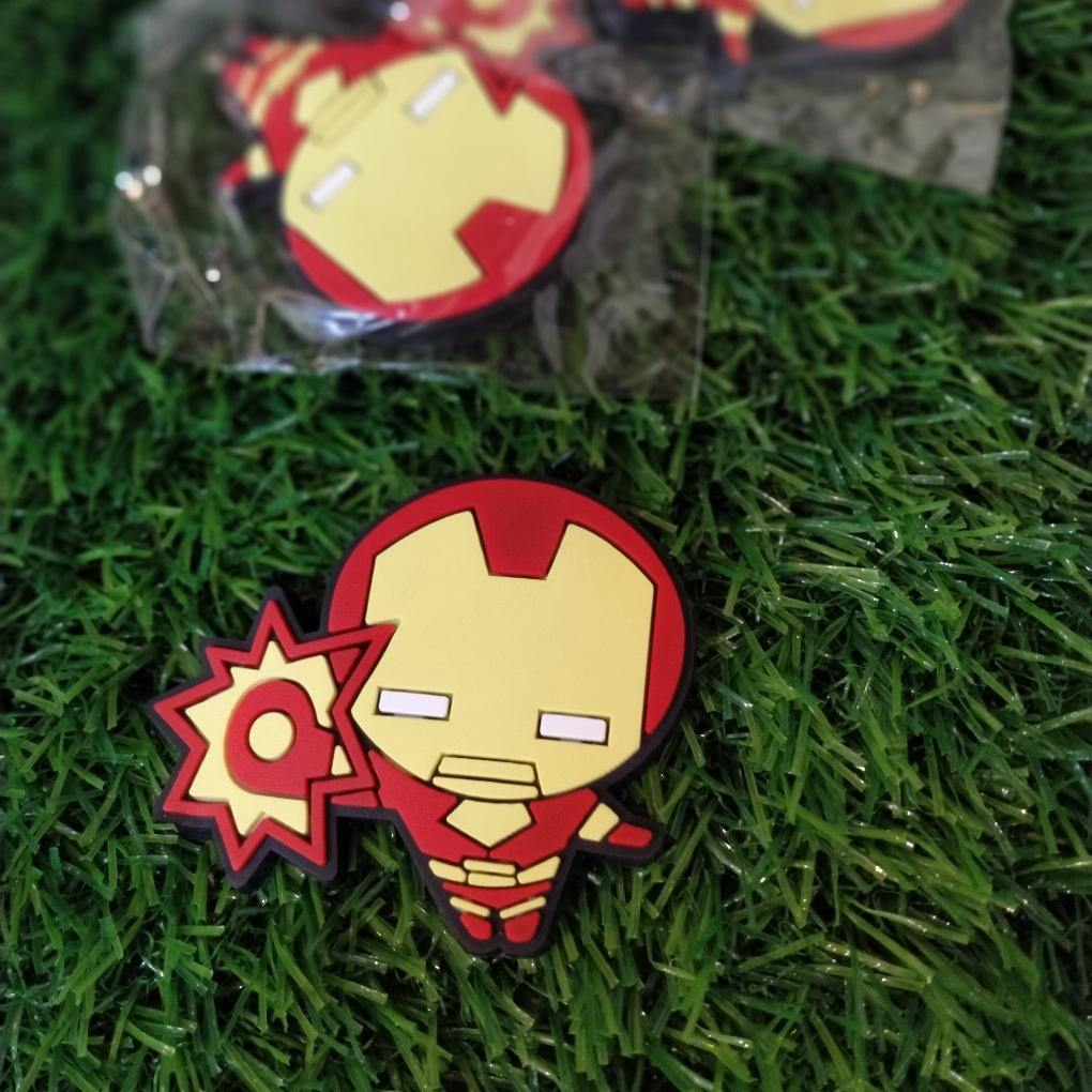 Iron Man Fridge Magnet