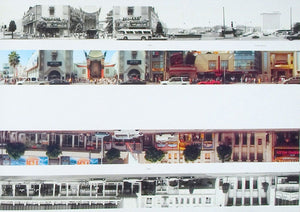 Ed Ruscha / Then & Now