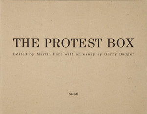 Martin Parr / The Protest Box