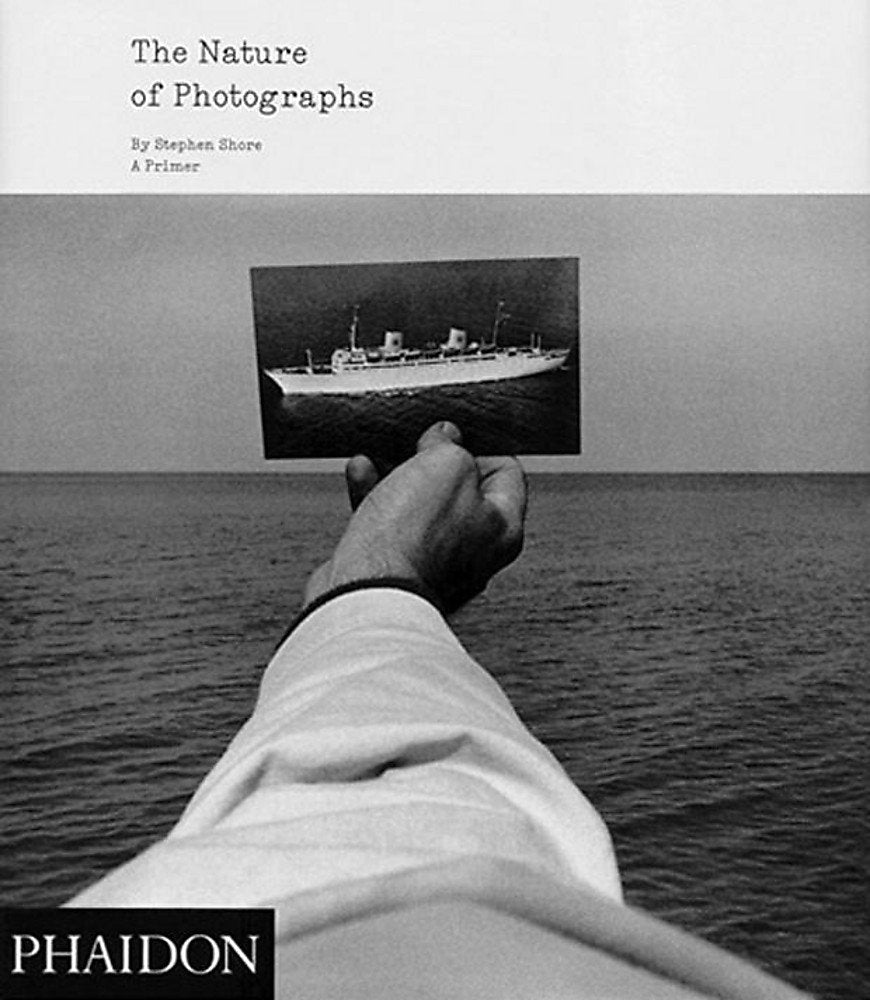 Stephen Shore / The Nature of Photographs