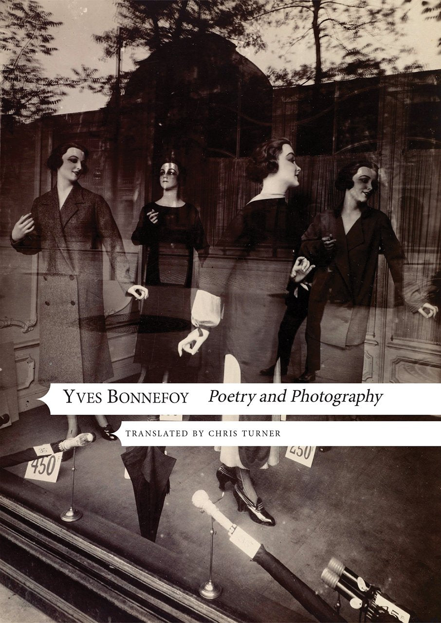 Yves Bonnefoy / Poetry and Photography