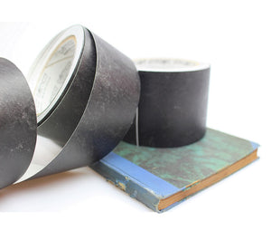 Tyvek - self-adhesive tape Black