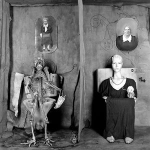 Roger Ballen / The World According to Roger Ballen