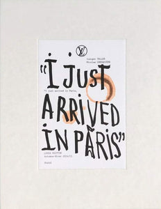 Juergen Teller / I Just Arrived in Paris: Louis Vuitton, Automne-Hiver 2014/15