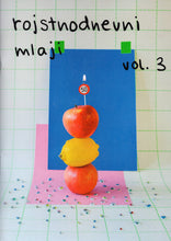 Load image into Gallery viewer, Lucija Rosc / Birthday Maypoles Vol. 3 (Blue)