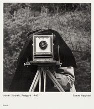Load image into Gallery viewer, Timm Rautert / Josef Sudek, Prague 1967