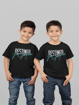 Destined For Greatness Kids T-shirt