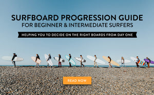 The complete surfboard progression guide for beginner and intermediate surfers