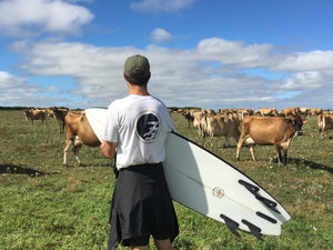 Surfing New Zealand with Ambassador Richard Mattingley