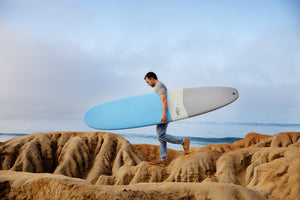 Why You Should Surf a Bigger, Softer, Surfboard for Longer