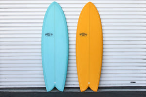 Fish Surfboards. What Size Should I Buy?