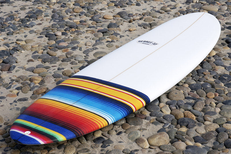 egg shaped surfboard