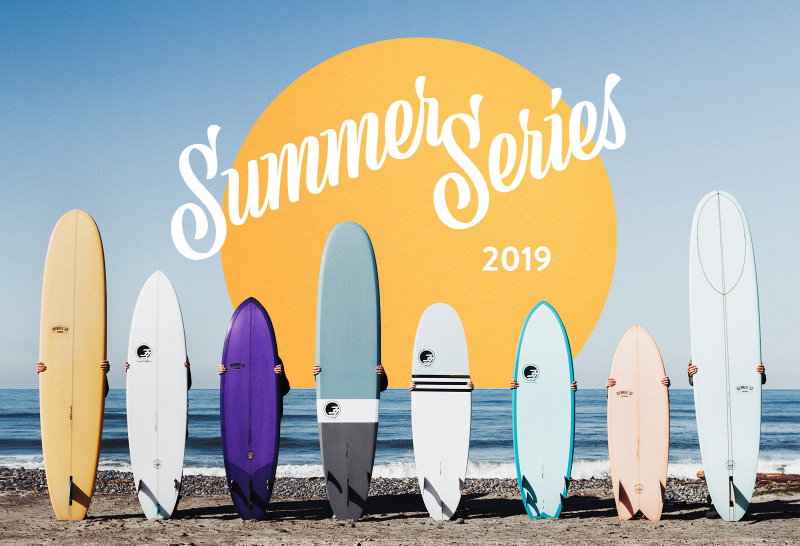 Degree 33 Surfboards | The #1 Online Surfboard Brand in the US