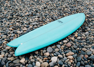 Retro Fish Keelfather Surfboard