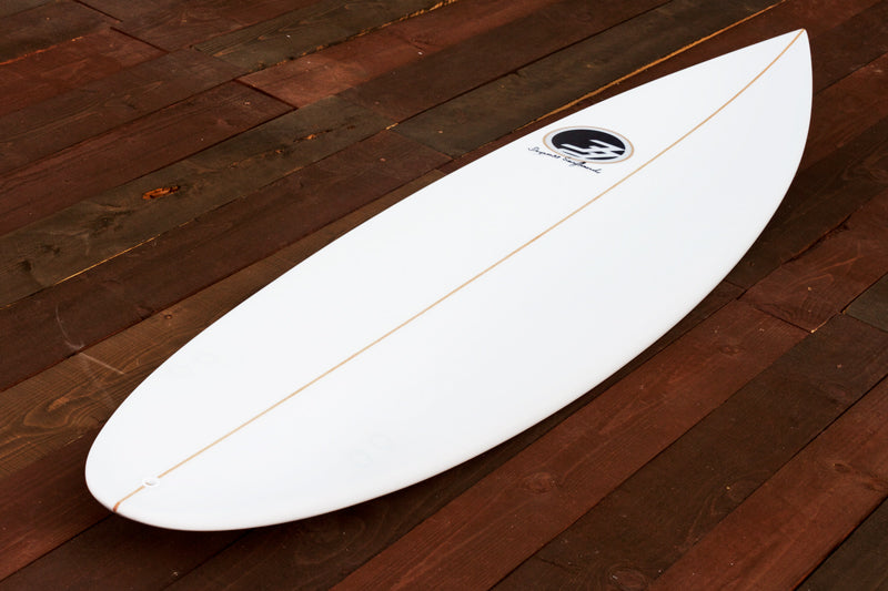 the optimist pryme step-up shortboard
