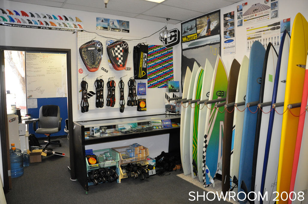 degree33 2008 showroom