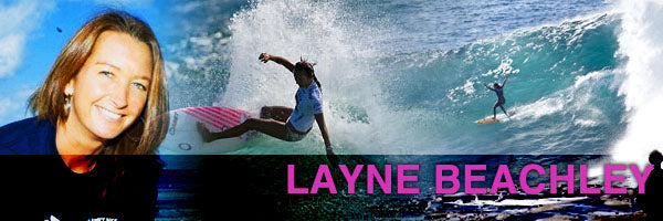 Top Female Surfers Layne Beachley