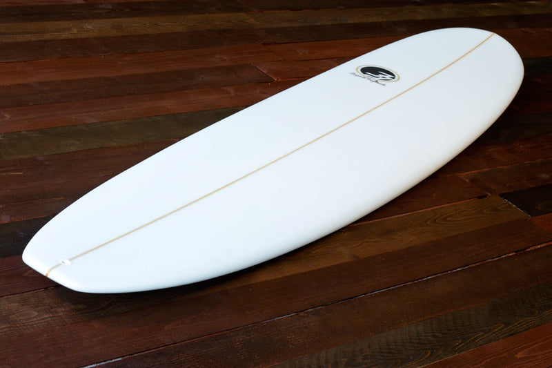 mini longboard surfboard