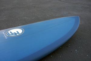 6' Codfather Fish Surfboard Blue Tint (Poly)