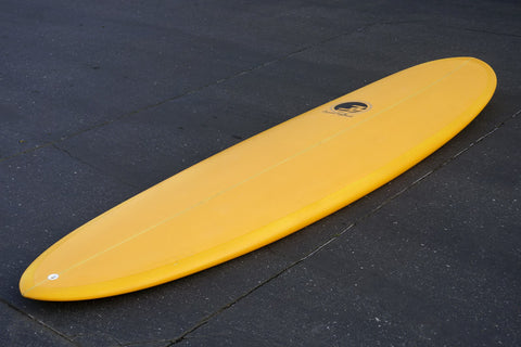 "7'2"" Poacher Fiberglass with Orange Julius Faux Tint"
