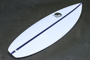 "6'2"" All Terrain Vehicle Surfboard with Carbon (NexGen Epoxy)"