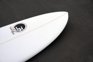 "6'2"" Bean Shortboard Surfboard (Poly)"